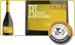 tarif bouteille chardonnay